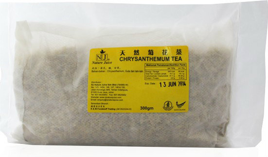 NJ Chrysanthemum Tea 300 gm