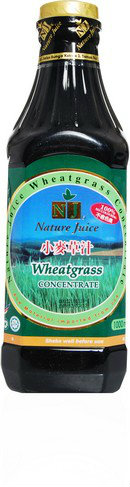NJ Pandan Wheatgrass Concentrate