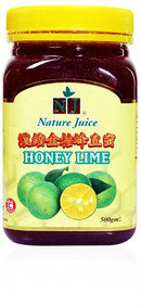 NJ Honey Lime 500 gm