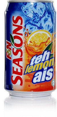 F&N Season Ice Lemon Tea