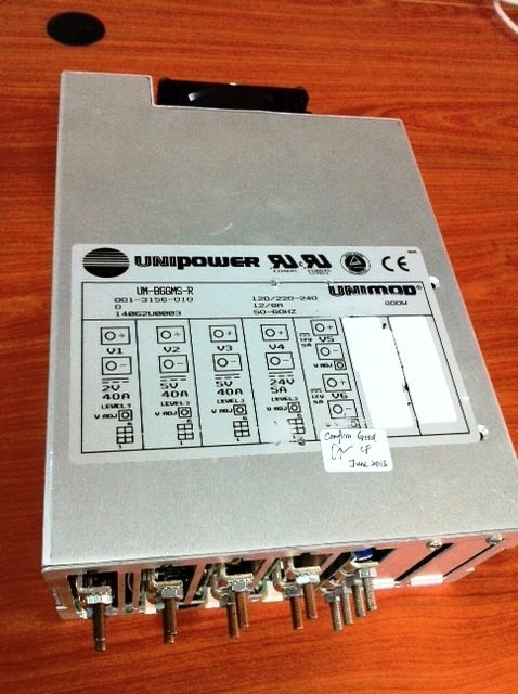 UNIPOWER UM-BGGMS-R S-UM G-UM B-UM POWER SUPPLY REPAIR MALAYSIA SINGAPORE INDONESIA