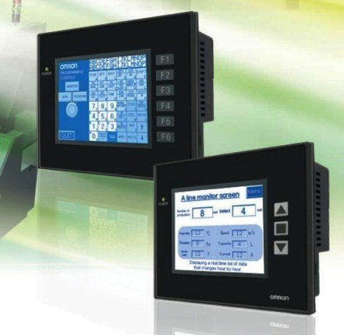 OMRON TOUCH SCREEN HMI NP3 NP3-MQ000 NP3-MQ001 NP3-MQ000B NP3-MQ001B REPAIR MALAYSIA INDONESIA
