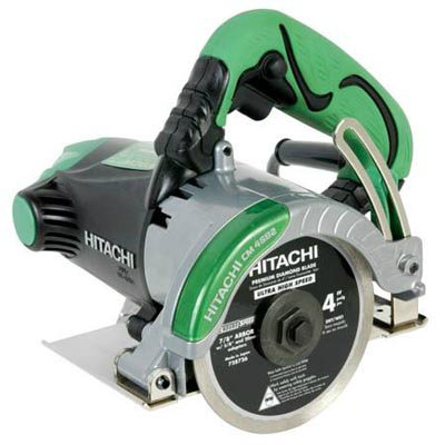 Hitachi Cm4sb2 Diamond Cutter Stone Cutter Power Tools