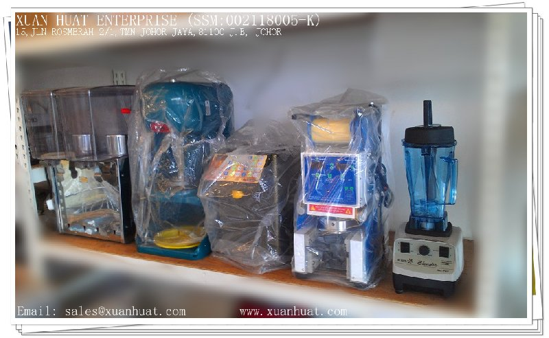 Beverage Equipments - Juice Dispenser,Ice Blender, Ice Shaver,Glucose Machine,Cup Sealer ��ˮ���