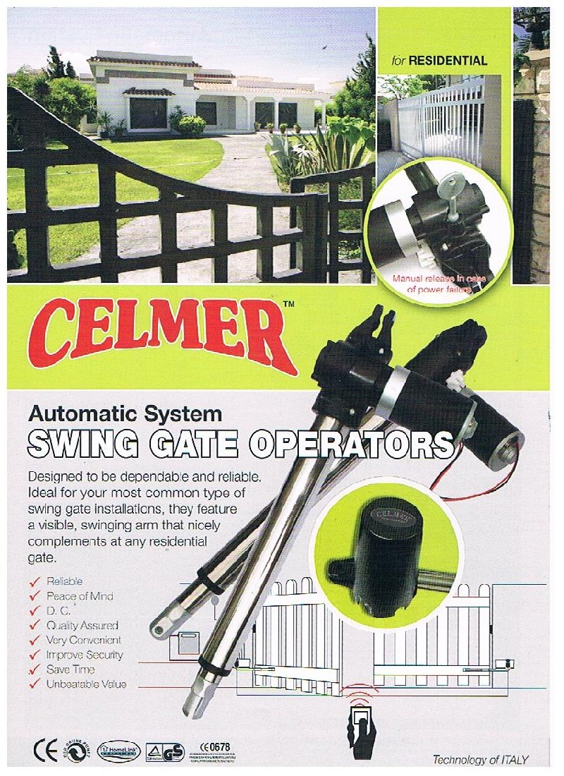 Swing Arm Gate System