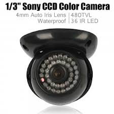 SONY CCD 1/3;quot; CAMERA