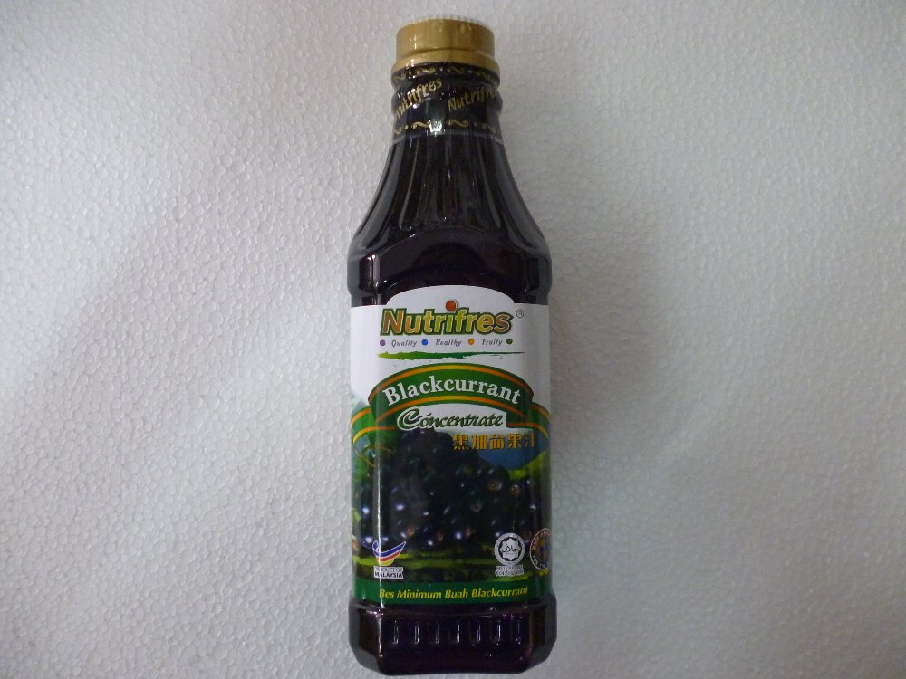 BLACKCURRANT ( 1L )