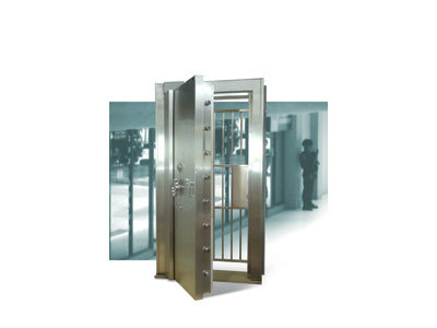 Rated Security Equipment-MH-Series Vault Door