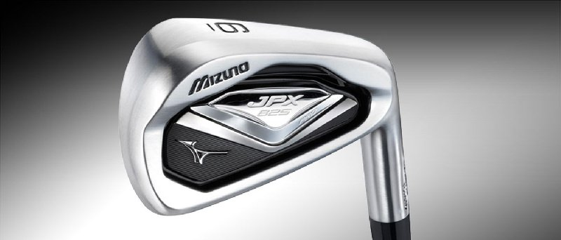 "MIZUNO JPX-825 PRO IRONS ""The Ultimate Combination of Grain Flow Forged Feel and Forgiveness"