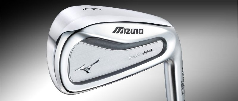 "MIZUNO MP-H4 IRONS ""The Most Forgiveness and Playability Mizuno has ever Introduced"""