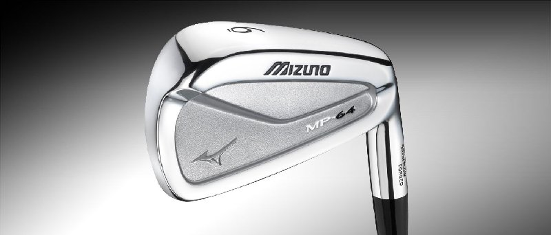 "MIZUNO MP-64 IRONS ""The Best Feeling ""Player's Cavity"" Design in the World"""