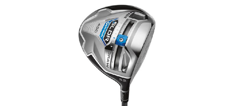 "TaylorMade SLDR Driver ""Our longest. That you make even longer."""