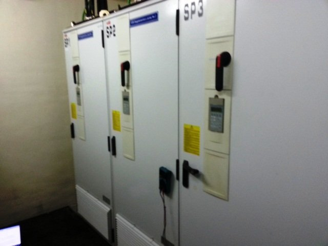 ABB ACS600 ABB OY ACS607-0260-3 64653474 VSD INVERTER REPAIR MALAYSIA INDONESIA