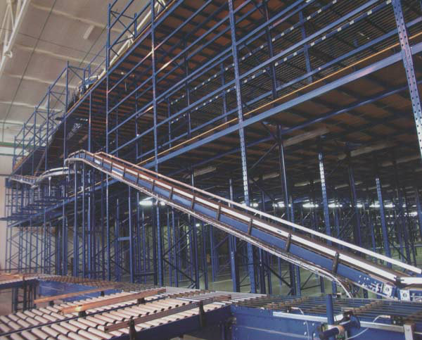 Multi-Level Racking System