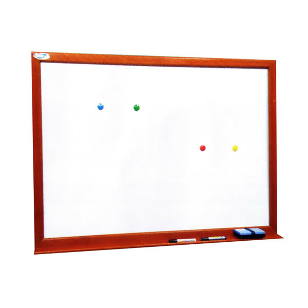 Wooden Frame WhiteBoard