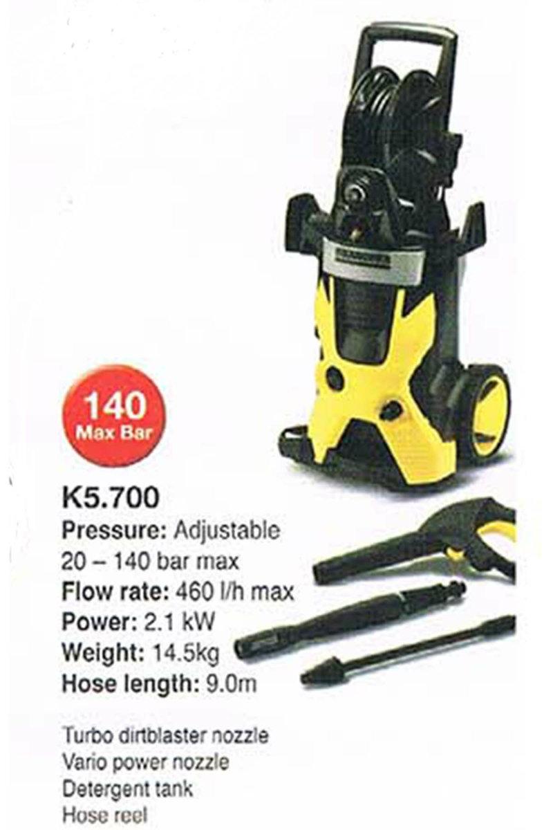 Karcher K5 700 ★ Karcher Johor Bahru Jb Malaysia Supply