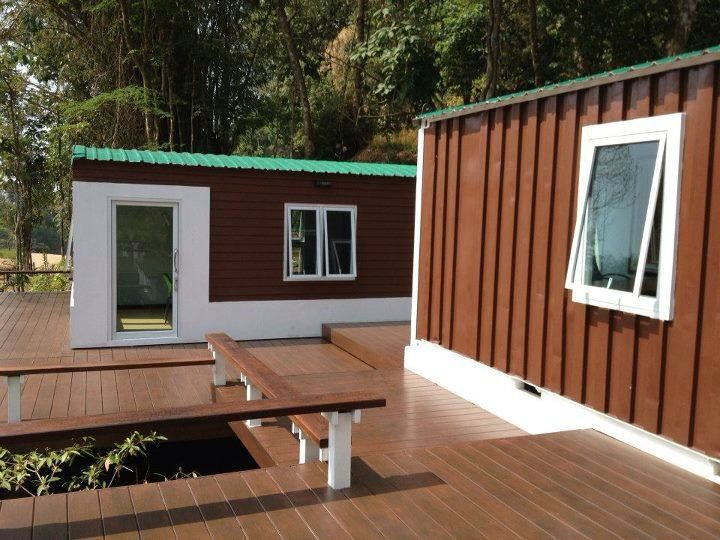 Prefabricated cabin ( Resort type )