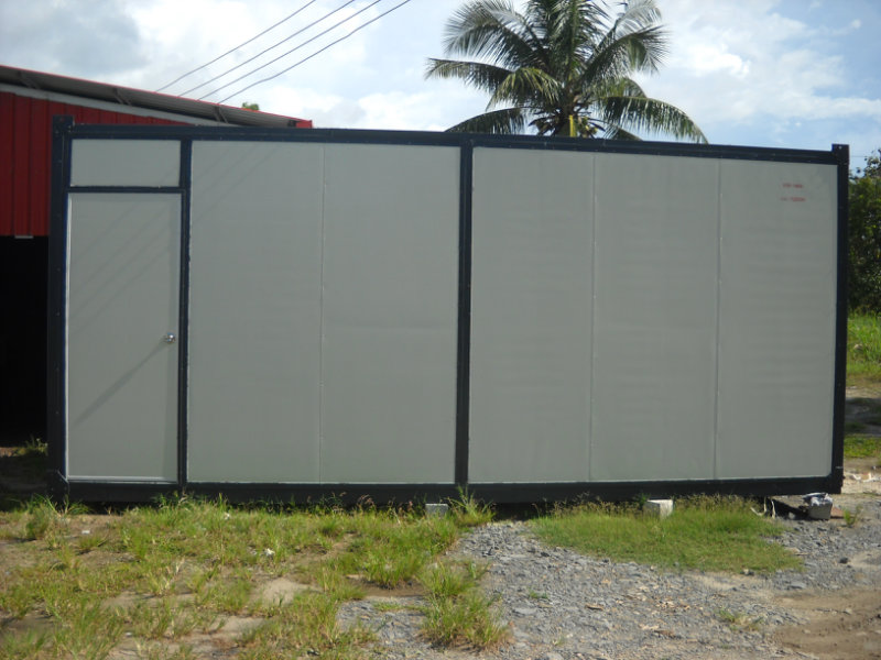 Prefabricated cabin ( Standard type )