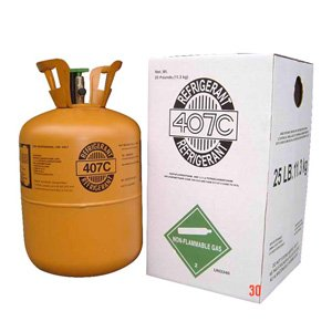 R407 Refrigeration Gas