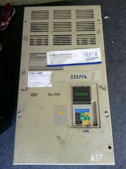 OMRON SYSDRIVE 3G3FV INVERTER REPAIR MALAYSIA INDONESIA SINGAPORE THAILAND