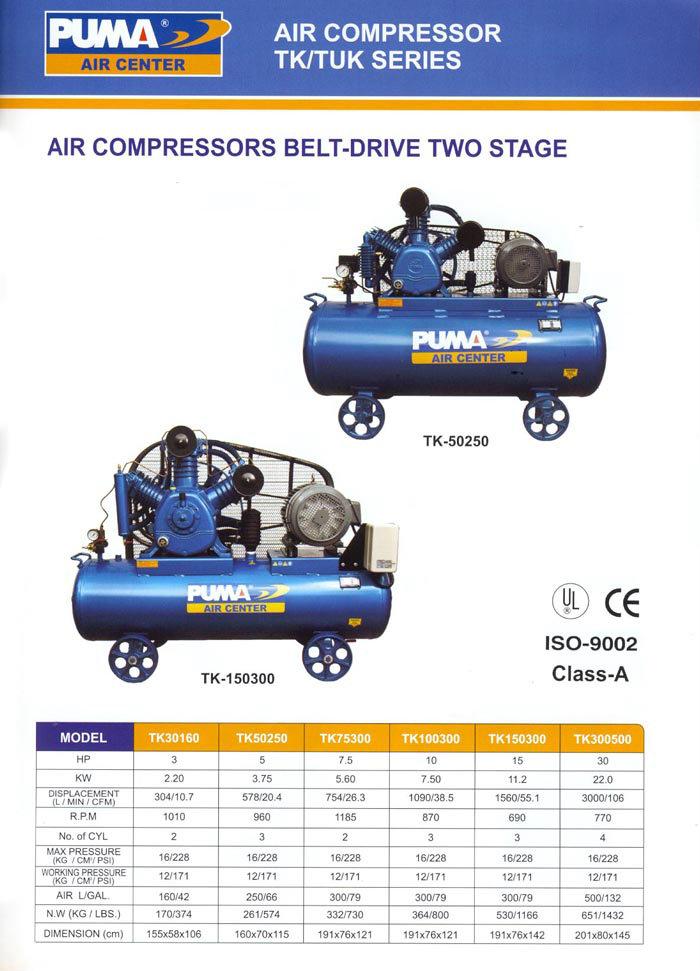 Air Compressors Puma Johor Bahru Jb Malaysia Supply