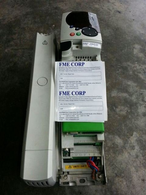 EMERSON INDUSTRIAL AUTOMATION CONTROL TECHNIQUES UNIDRIVE SP2401 SP2402 SP2403 SINGAPORE  INDONESIA