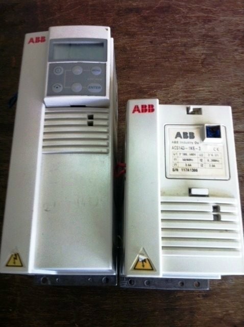 ABB INDUSTRY OY DRIVE INVERTER ACS141-4K1-1 ACS141-2K7-1 ACS141-1K6-1 REPAIR MALAYSIA INDONESIA