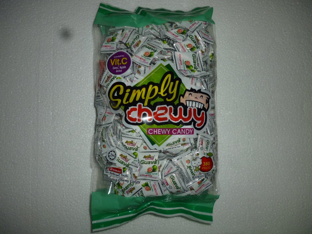 GUAVA SIMPLY CHEWY 380PCS
