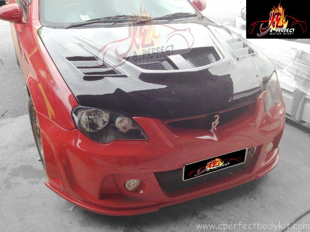 Proton Persona Evo 9 Front Bonnet Amp R3 Front Bumper Proton