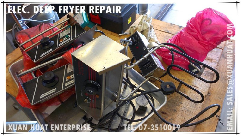 Electric Deep Fryer Repair ��ը¯ά�޷���