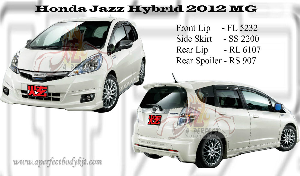 Honda Jazz 2012 MG