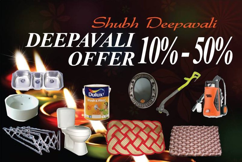 HAPPY DEEPAVALI TO ALL MY INDIAN CUSTOMERS