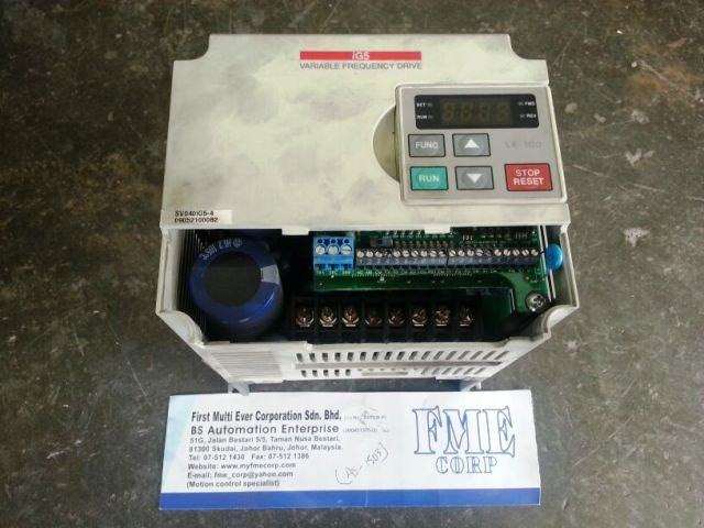 LS INVERTER STARVERT IG5 VARIABLE FREQUENCY DRIVE SV040IG5-4 REPAIR MALAYSIA INDONESIA SINGAPORE