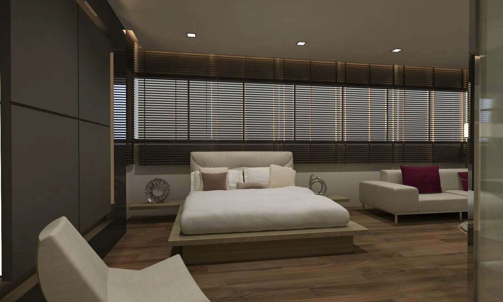 05 Master Bedroom Interior Design Master Bedroom Johor Bahru Jb Malaysia Consultant Lexis