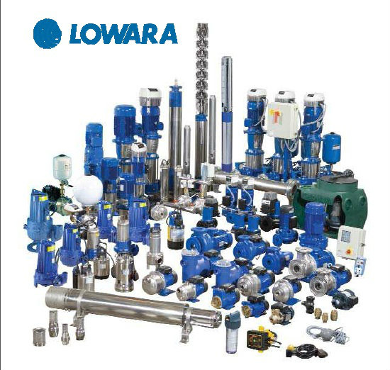 Lowara Stainless Steel Pump CO/CEA Series
