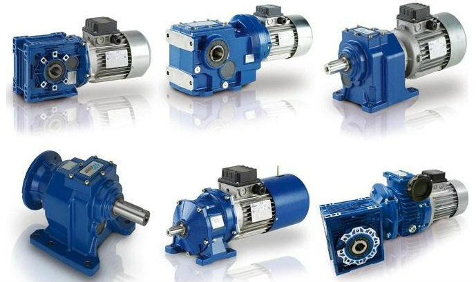 Motovario Gear Motor, Helical Gear Reducer / Bevel Gear Redu
