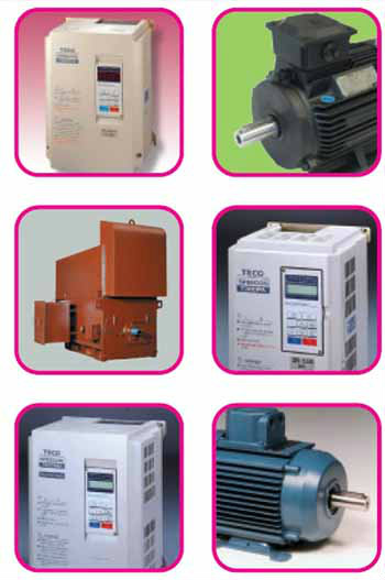 Teco Inverter Drive / Teco VS Speed Controller