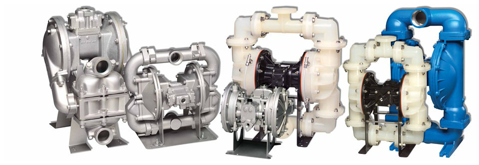Sandpiper Air Operated Diaphragm Pump