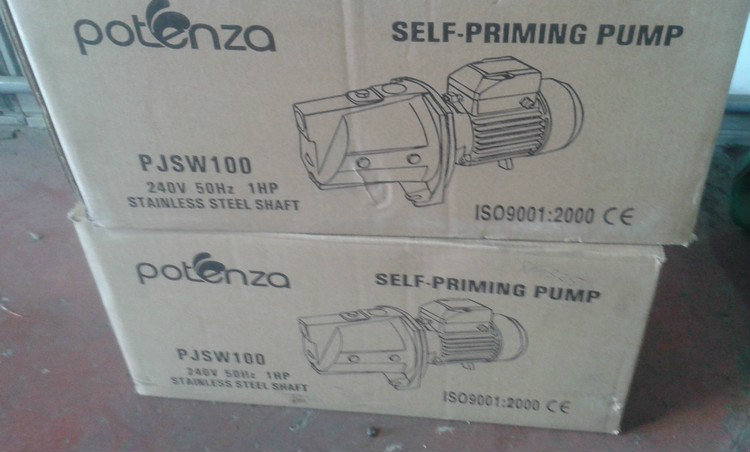 Potenza Self Priming Pump PJSW100