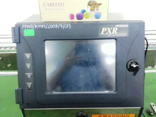 HITACHI PXR INKJET PRINTER TOUCH SCREEN REPAIR MALAYSIA INDONESIA SINGAPORE