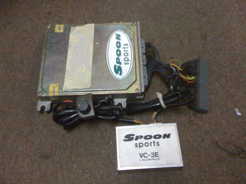 SPOON Sports ECU (made in japan)