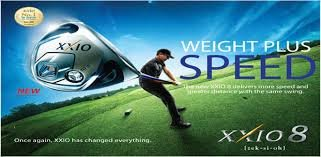 No 1 Selling XXIO 8 Clubs in the WORLD,Available now at VK Golf Super Store