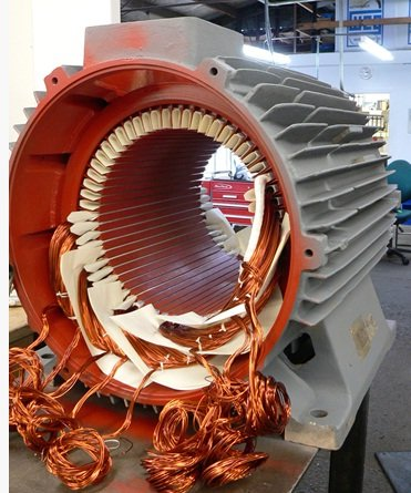 Rewinding Induction/Electric Motor more than 30 years experience !!!