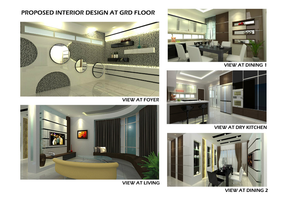 design horizon hill . the hills . interior design and construction work