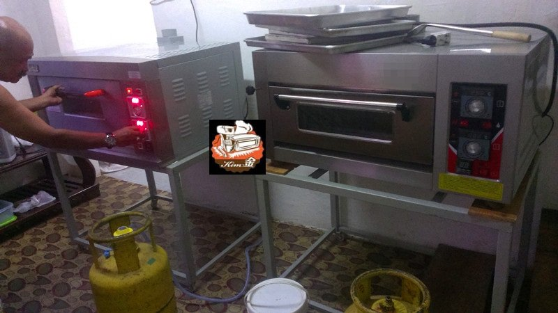 GAS OVEN AND KETUHAR IN JOHOR BAHRU