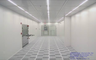 GLASS 100 CLEAN ROOM