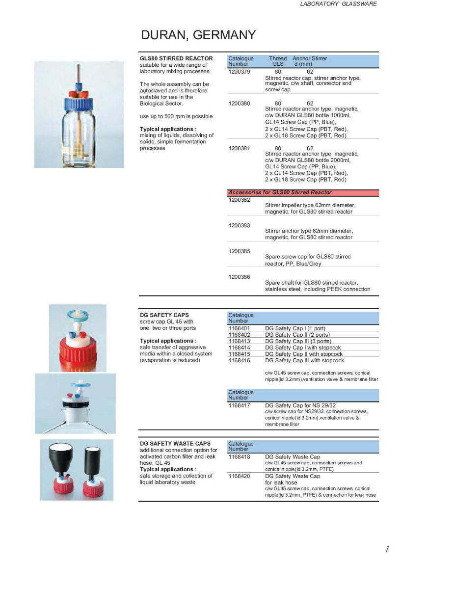 Wide Neck Lab Bottles, Plastic Coated