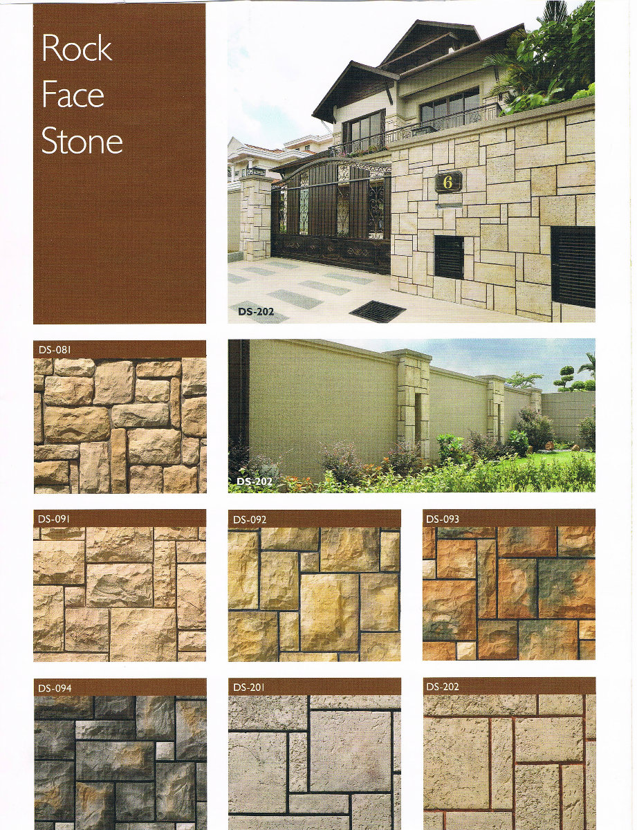 rock face stone suzuka kastone classic collection malaysia