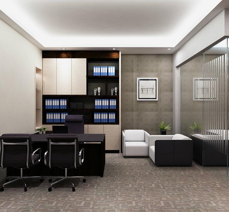 Director room johor bahru jb malaysia commercial for Director office interior design