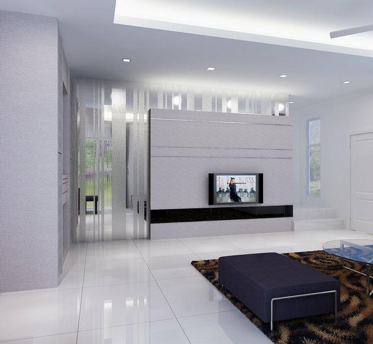 Living Room Jb living room johor bahru (jb), malaysia. residencial design semi d